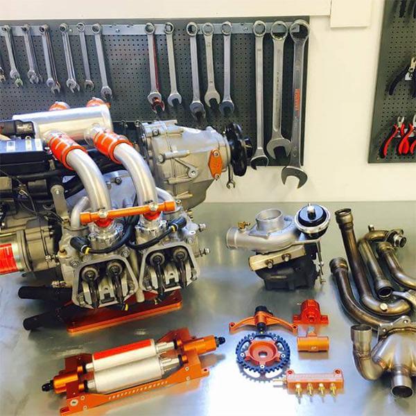 R912STi 154HP 182NM Turbo & EFI – BadAss PowerSports